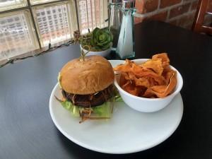 Portabello Burger